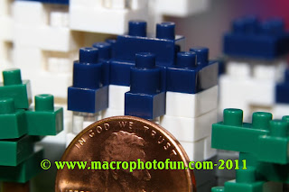 Nanoblock Castle