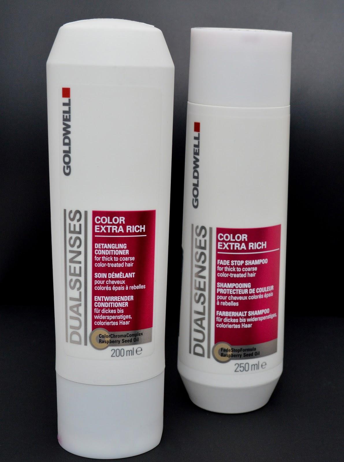 Goldwell шампунь для окрашенных волос
