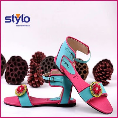 Stylo Shoes Foot Wear Eid Collection 2013-2014 For Women