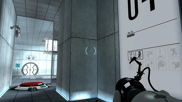 Portal 1 PC Games Screenshots