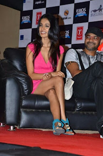 WWW..BLOGSPOT Bollywood Tollywood Indian Actress Sarah Jane Dias  at Game Film Event Picture Stills Gallery 0003
