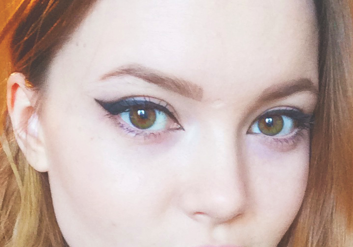 winged eyeliner for hooded eyelids tutorial