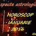 Aspecte astrologice în horoscopul ianuarie 2016