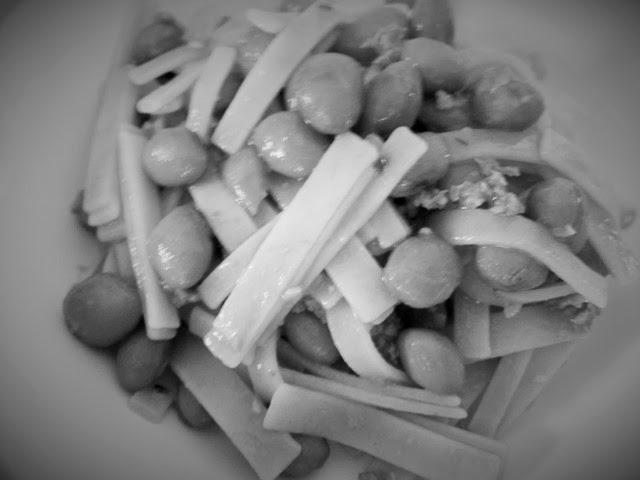 Sagne De Cecco coi fagioli