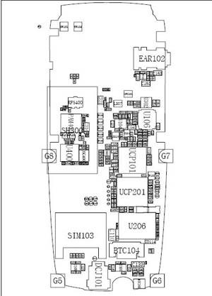 samsung sgh-c140 schematic diagram