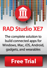 Try RAD Studio and Delphi