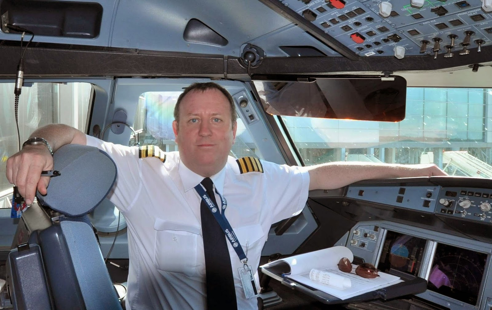American airline pilot essay about muslims