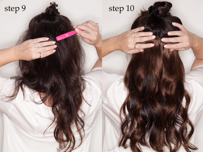 Clip In Hair Extensions Step By Step Guide 100
