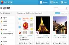 Memrise: aprender inglés, francés, alemán, portugués y otros idiomas en internet