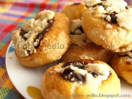 Moravské koláčiky - recepty