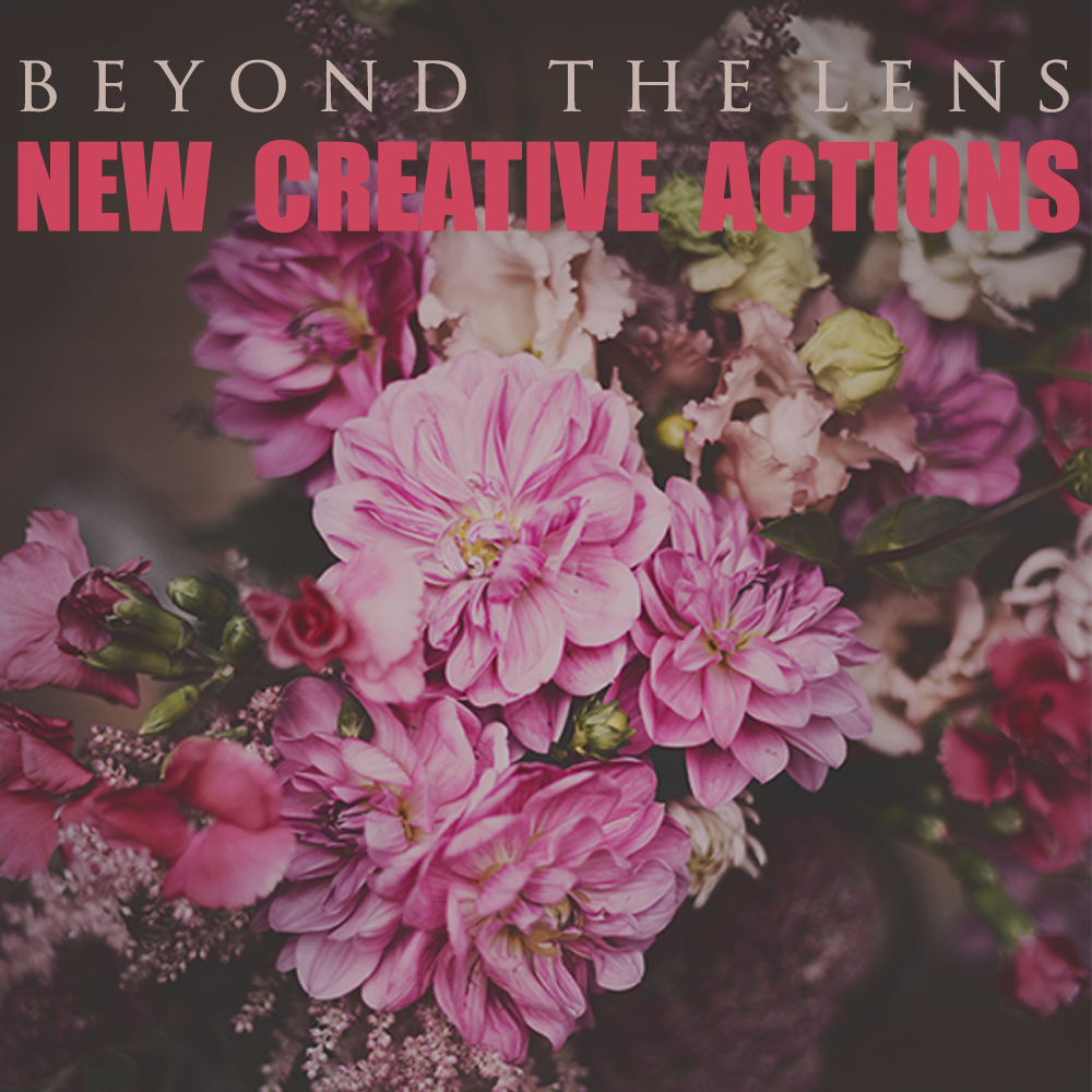 NEW CREATIVE ACTIONS