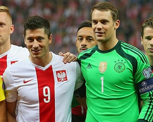JUDI BOLA - Lewandowski Salah Memilih Ronaldo