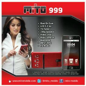 Harga Mito 999 Mini Tablet Murah