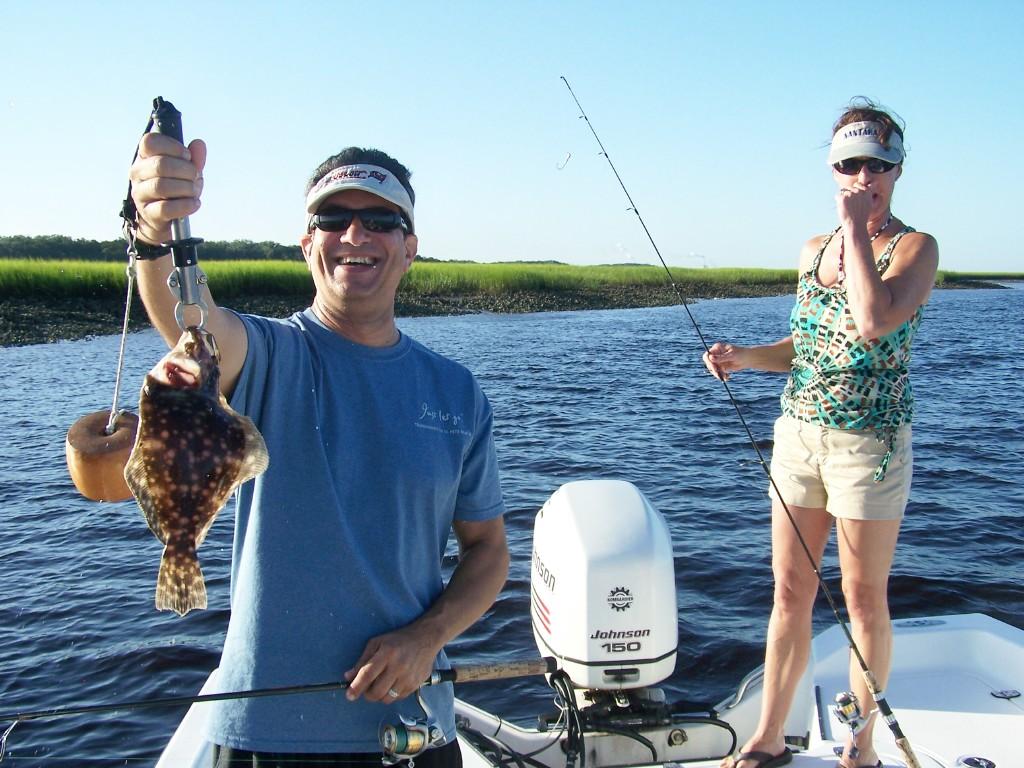 Amelia island fishing reports plenty of fish for Amelia island fishing report