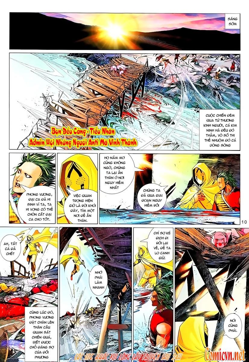Phong Vân chap 637 Trang 10 - Mangak.info