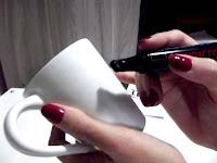 Como fazer uma caneca personalizada