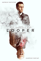 looper bruce willis movie poster