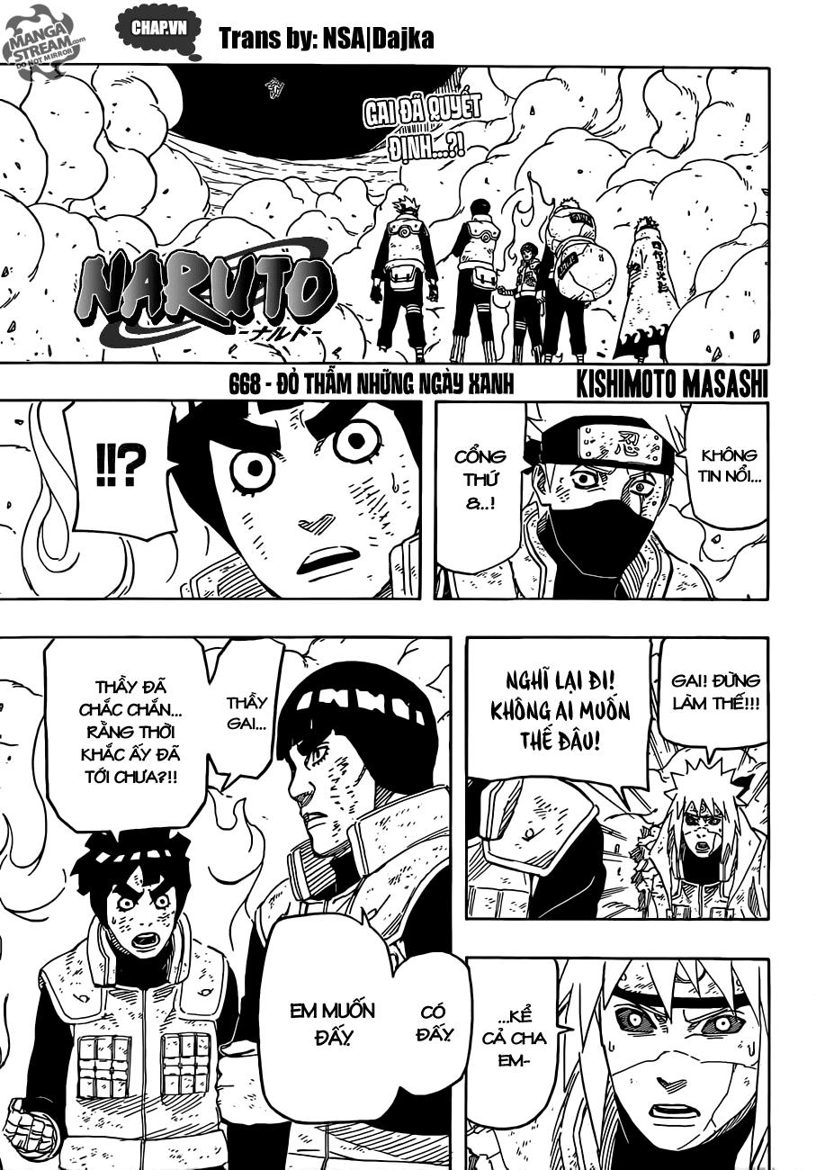 Naruto chap 667-668 Trang 23 - Mangak.info