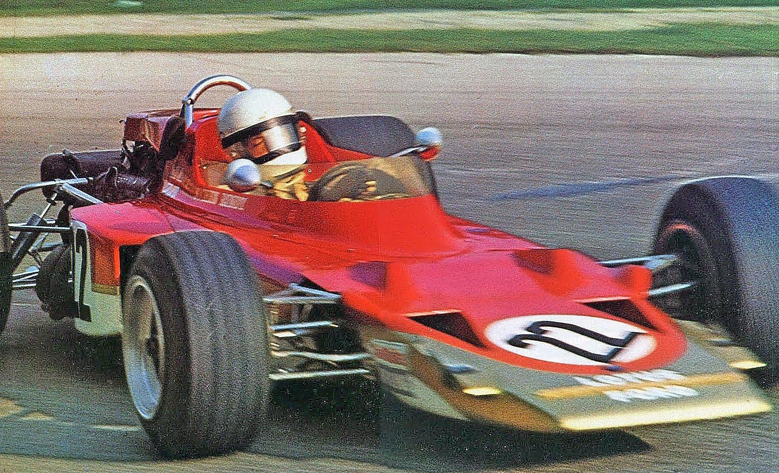 5 de setiembre, 1970 / JOCHEN RINDT MORIA EN MONZA MIENTRAS CLASIFICABA PARA EL GP DE ITALIA