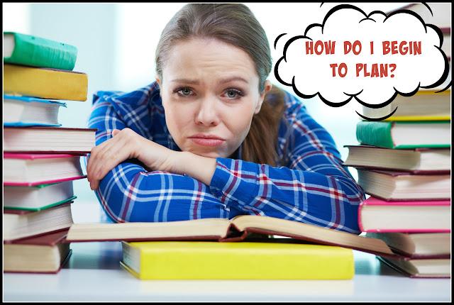 How do I plan my homeschoool student's curriculum?