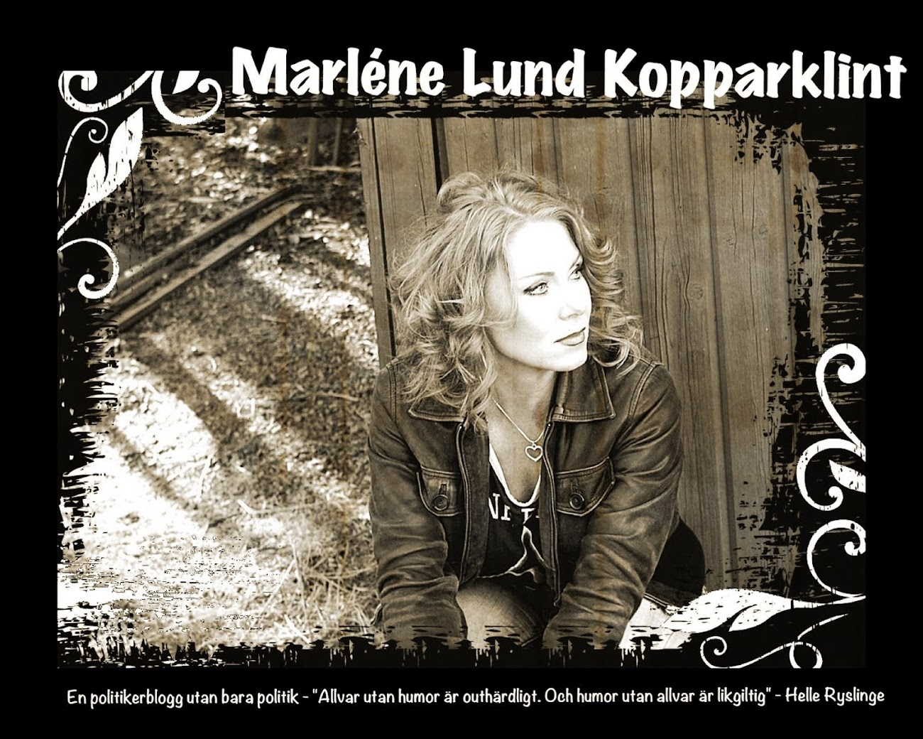 Marlne L Kopparklints blogg!