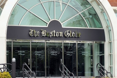My new job: The Boston Globe