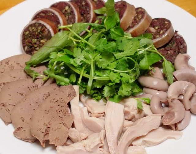 Pork Organ Congee - Cháo Lòng