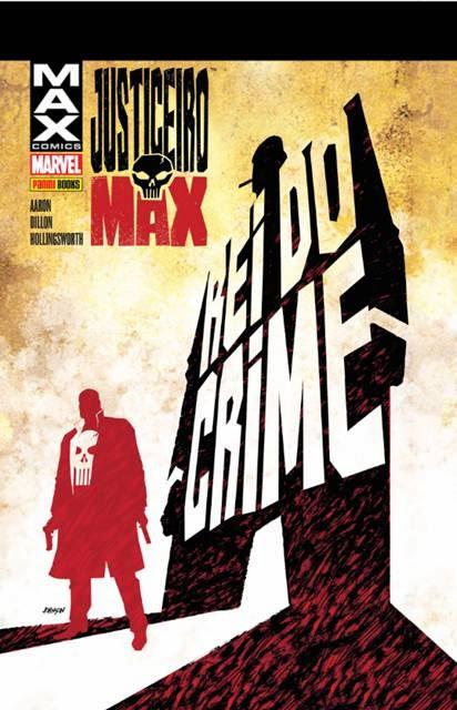 Justiceiro MAX Rei do Crime