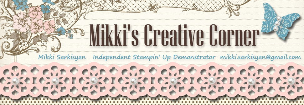 Mikki's Creative Corner
