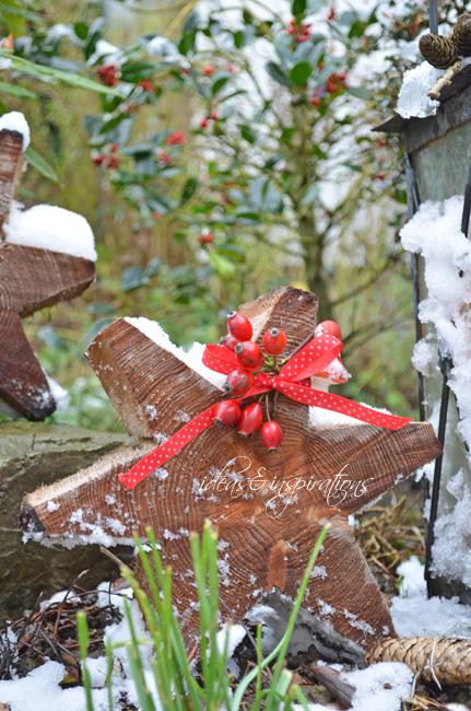 Ideas and Inspirations: Vorweihnacht im Garten * christmas in my ...