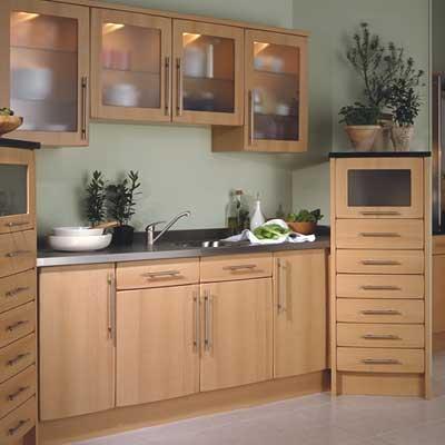 Kitchen cabinet designs home designs plans for Bentwood kitchen cabinets