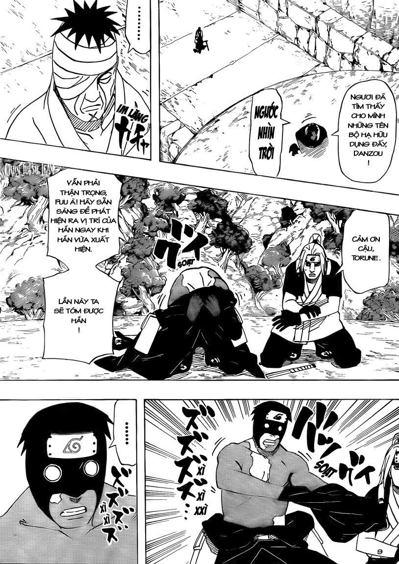 Naruto chap 475 Trang 9 - Mangak.info