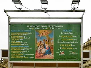 Sevilla - XX Feria del Belén - 2013