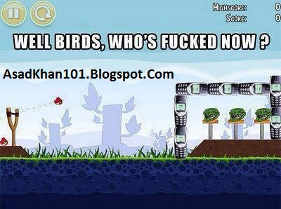 ANGRY BIRDS TROLL