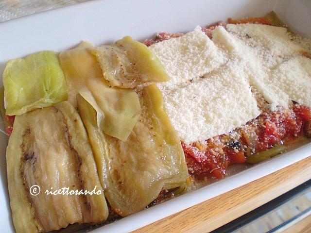 melanzane in parmigiana ricetta di verdura e formaggio gratinati