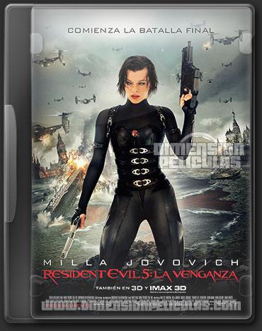 Resident Evil Retribution (DVDRip Español Latino) (2012)