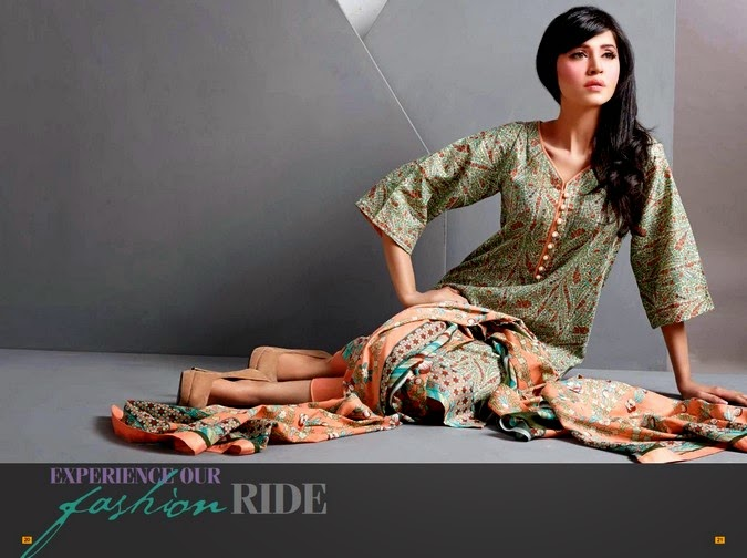 Jubilee Lawn Collection 2014 Volume-03