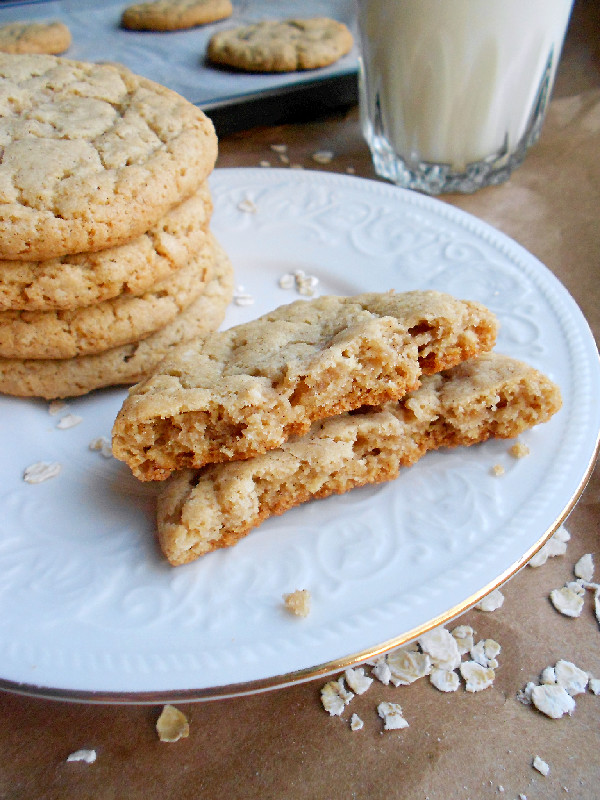 Culinary Couture: Chewy Coconut Oatmeal Cookies