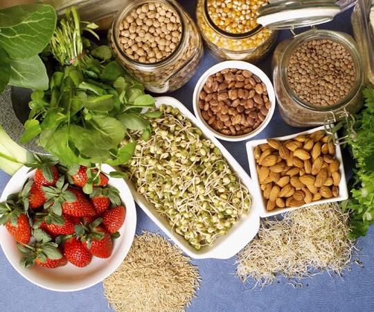 fructe si legume ce contin magneziu