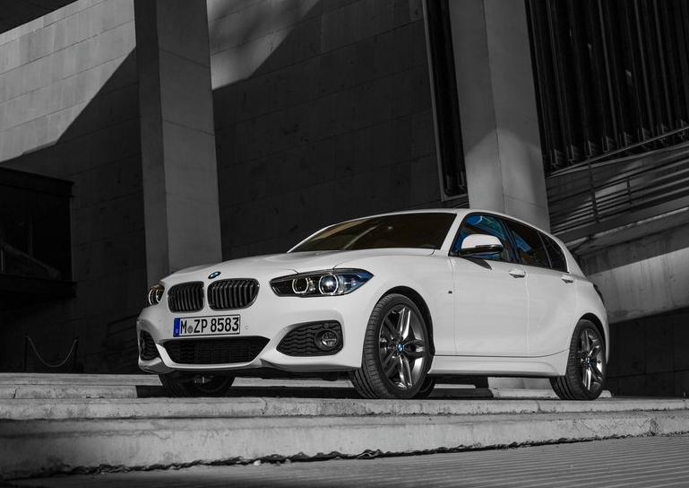 2016 BMW 1-Series