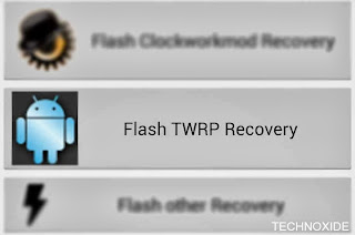 galaxy s3 twrp recovery tap