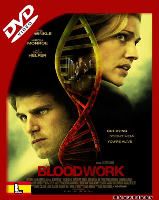 Bloodwork [DVDRip][Latino][FD-Sd-MG]