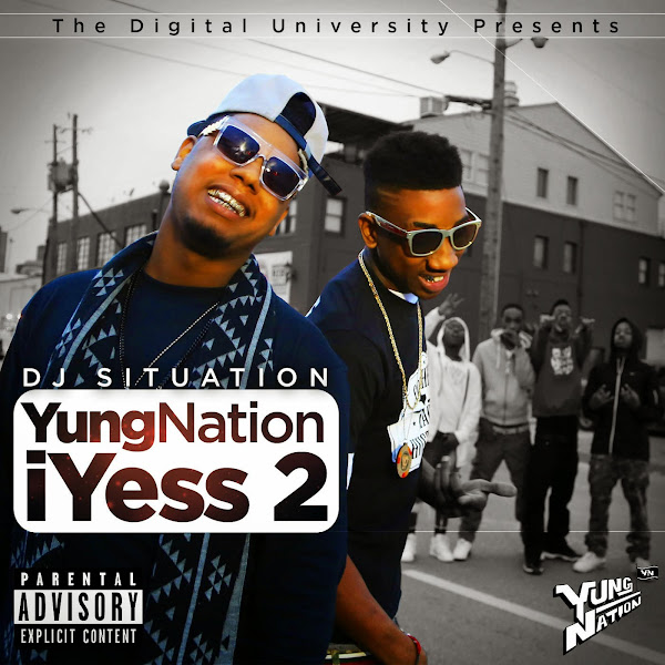 YUNG NATION - iYess 2 Cover