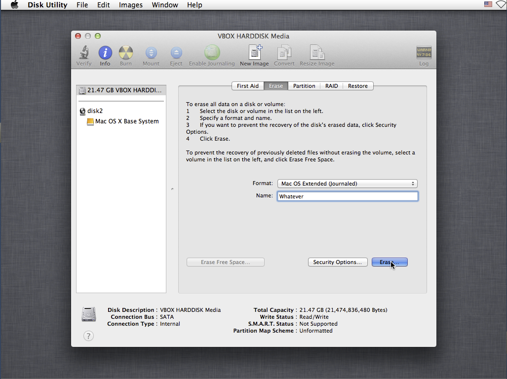 how to create a bootable usb mac os x mountain lion