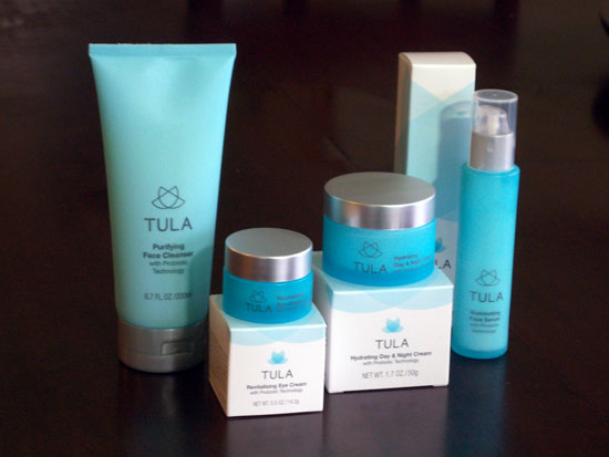 Tula Probiotic Skincare Collection