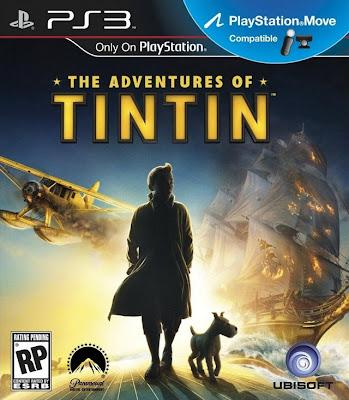 Le avventure di Tintin: Il Segreto dell'Unicorno PS3