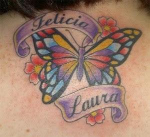 Dicas de Tattoos com Nome