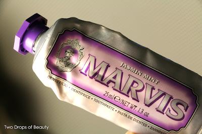marvis, зубная паста
