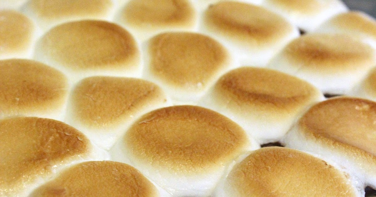Toasted Marshmallow Squares | Fresh from the...