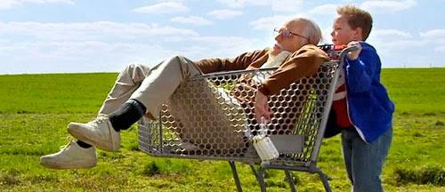 bad grandpa no 1 at the box-office
